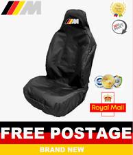 👉 BMW M Sport Alemán Cubierta de asiento de Coche Protector Deportes Cubo Heavy Duty 👈