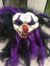Halloween Mask Scary Clown costume Horror Circus g10