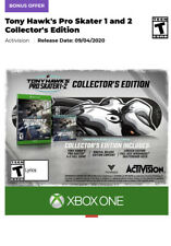 Tony Hawk's Pro Skater 1 and 2 Collector's Edition (Xbox One) - SHIPS DIRECT!!!
