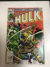 Hulk # 282 (NM) 1st Hulk Team Up She-Hulk Disney !