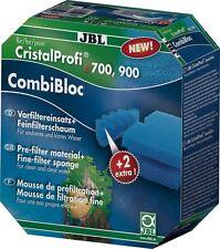 JBL CristalProfi CombiBloc e401 e700 e701 e900 e901 foam sponge media greenline