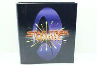 1997 Star Trek Universe Binder with Inserts Some Still Sealed TNG