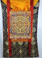 Genuine Hand Painted Buddha Mandala thangka Thanka Painting Meditation