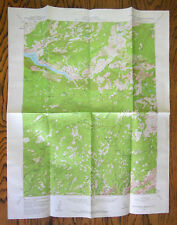 United States Map Topography.Usgs Map In Collectible United States Maps Ebay