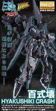 P-BANDAI MG 1/100 Hyaku Shiki Crash Plastic Model Kit BANDAI Premium