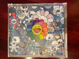 Brand New FaZe Clan x Takashi Murakami Large Mousepad Blue In Hand