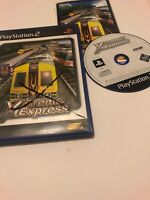 😍 jeu playsation 2 ps2 ps3 pal fr x-treme express world grand prix complet