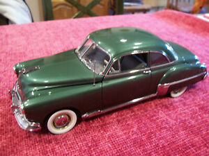 OLDSMOBILE 1949 88 Coupe--Danbury Mint--ESTATE FIND
