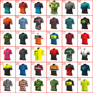 2020 Cycling Jersey Bicycle Uniform New Mens Bike Short Sleeve shirt Racing Tops