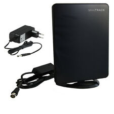 dvb-t2 ANTENA INTERIOR Antena Digital TV Recetor HDTV TERRESTRE Habitación 30db