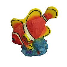 Acuario Clownfish acuario peces tanque ornamento Funciona Con Aire Decoración
