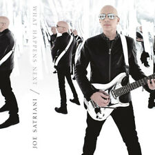 Joe Satriani - What Happens Next [New Vinyl LP] 150 Gram