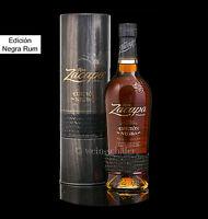 ZACAPA Ron Rum Edicion Negra Gran Reserva Solera Edition Guatemala