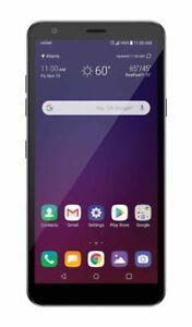 LG Escape Plus - 32GB - New Platinum Gray (Cricket Wireless)