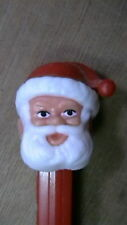 vintage pez dispenser / CHRISTMAS SANTA CLAUS 1980 / WILL COMBINED POSTAGE