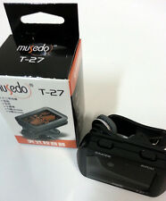 Musedo T-27 Clip Style musical Tuner by free shipping to worldwide