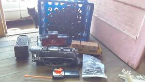 Lionel g-gauge train set