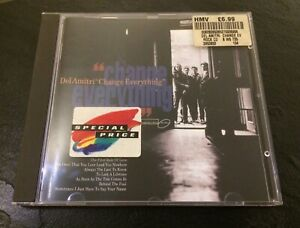 Del Amitri - Change Everything - CD (1992) - Pop/Rock - Always The Last to Know