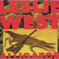LESLIE WEST - ALLIGATOR  CD NEW!