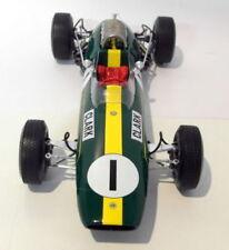 Voiture de courses miniatures en résine Lotus