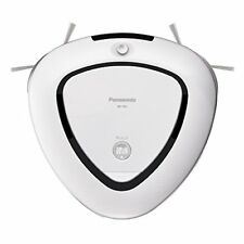 New Panasonic Triangular Robot Vacuum Cleaner Rulo MC-RS1-W White