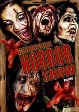 Grindhouse Horror Show, Volume 2 (DVD, 2016, 2-Disc Set) New