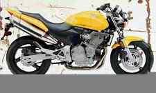 Honda CB600F Hornet 2004 Aged Vintage Photo Print A4 Retro poster