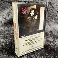 Eddie Money Self Titled Cassette Tape CBS 1977 Two Tickets To Paradise