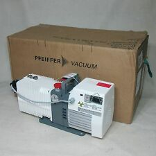 PFEIFFER ADIXEN ALCATEL PASCAL 2021i DUAL STAGE ROTARY VANE VACUUM PUMP GREAT
