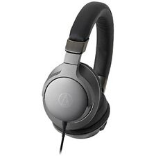 NEW audio-technica sound reality Bluetooth Hi Res ATH-AR5 BK With Tracking