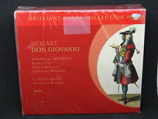 Mozart: Don Giovanni **NEW SEALED** (CD, Sep-2012, 3 Discs)-810