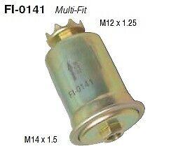 Fuelmiser Fuel Filter EFI External FI-0141 fits Mitsubishi Lancer 1.6 (CC), 1...