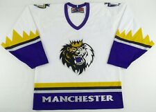 Vintage SP AHL Machester Monarchs Hockey Jersey Size Mens Small S
