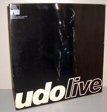 ✅ DLP Udo Jürgens - UDO LIVE  - Doppel LP Album . Ariola Stern / 1968