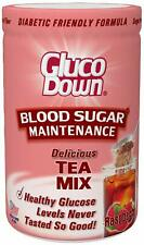 Glucodown, Diabetic Friendly Tea Mix, Helps Maintain Healthy Blood Sugar, Delici