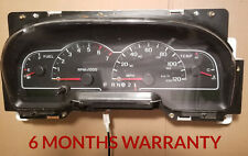 1999-2003 Ford Windstar Instrument Cluster w/ Message Center