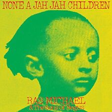 Ras Michael and The Sons Of Negus - None A Jah Jah Children [CD]