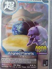 Animal Kaiser English Silver M-068 Aligned Planets