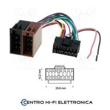 Connettore ISO Maschio - Autoradio Sony 16 Pin