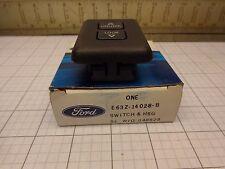 FORD NOS E63Z-14028-B Power Door Lock Switch Button 86 Tempo Topaz RH or LH