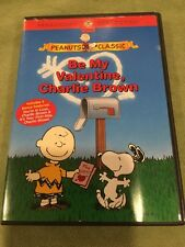 Be My Valentine, Charlie Brown (DVD, 2003, Checkpoint)