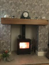 LINTEL MANTEL BEAM Mantelpiece Log Burner Mantle BESPOKE X-LARGE OAK FIREPLACE