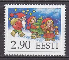 ESTONIA 1997**MNH SC# 332  Christmas stamp