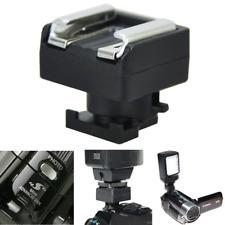 Mini Advanced Hot Shoe to Universal Shoe Adapter for Canon VIXIA HF G10 S30 M52