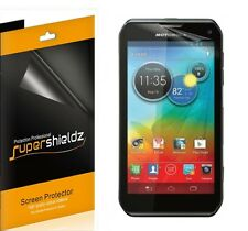 6X Supershieldz Clear Screen Protector Shield for Motorola Photon Q 4G LTE