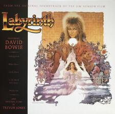 David Bowie - Labyrinth - OST - Ltd lavender Vinyl - Neu & OVP