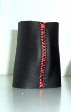 Coating Gear Knob Real Leather For Alfa Romeo
