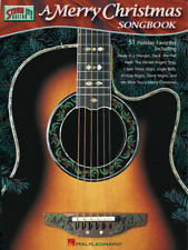 A Merry Christmas Songbook (1999, Paperback) Strum It!  Easy Guitar