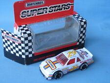 Matchbox Nascar Chevy Lumina White Rose Racing 29 Toy Model Car White Body 1993