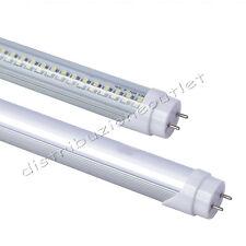 NEON LED SMD ATTACCO T8 G13 24 WATT LUCE BIANCA FREDDA 6500K TUBO 220V 150 CM